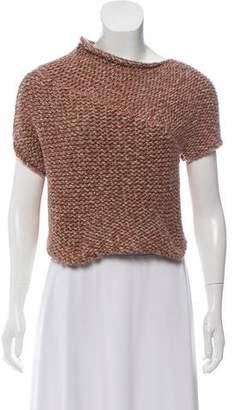 Brunello Cucinelli Cashmere Cropped Sweater