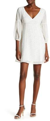 Lucca Couture Aliyah V-Neck Dress