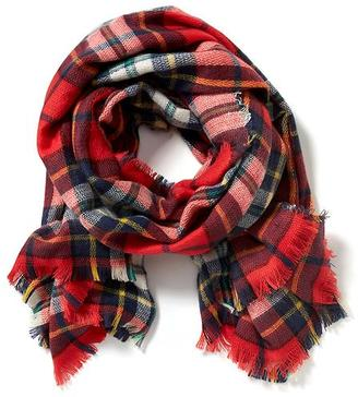 Oversized Flannel Scarf $22.94 thestylecure.com