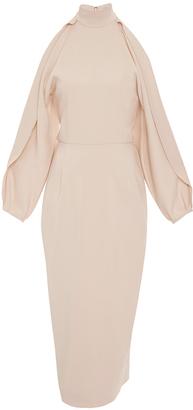 Cushnie et Ochs Open Sleeved Pencil Dress $1,595 thestylecure.com