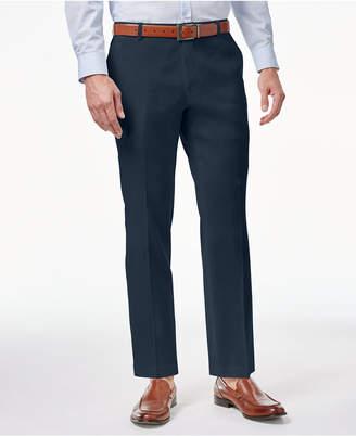 INC International Concepts Men's Linen Stretch Slim-Fit Pants, Only at Macy's $39.98 thestylecure.com