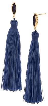 Gorjana Palisades Tassel Drop Earrings
