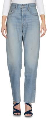 Elizabeth and James Denim pants - Item 42674190NO