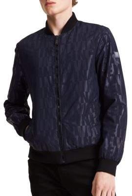 Calvin Klein Jeans Cotton Bomber Jacket