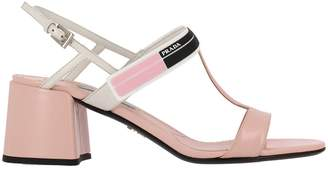 Prada Heeled Sandals Shoes Women