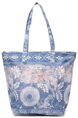 Herschel 600D Poly Printed Tote Bag