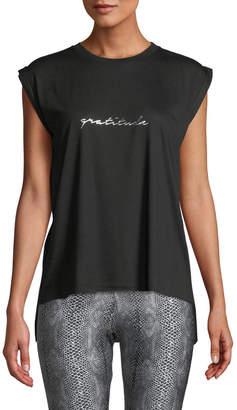 Onzie Weekend Graphic Activewear Tee