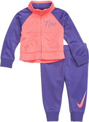 Nike Swoosh Tricot Track Suit Set
