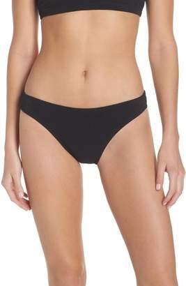 Leith Malibu High Leg Bikini Bottoms