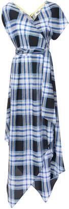 Diane von Furstenberg wrap around dress
