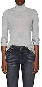 Alexander Wang Women's Wool Turtleneck Top - Light Gray