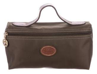 Longchamp Nylon Zip Pouch