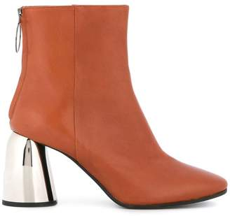 Ellery cone heel ankle boots