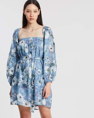 We Are Kindred Tabitha Bishop Sleeve Dress