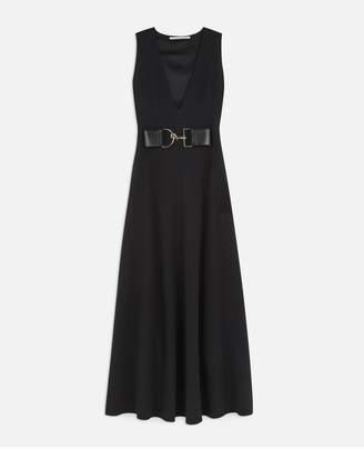 Stella McCartney Black Maxi Dress