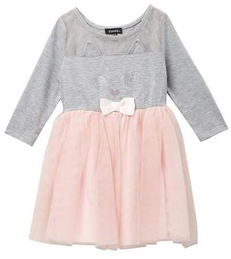 66c659b5a3 Zunie Mesh Knit Tutu Dress (Little Girls)