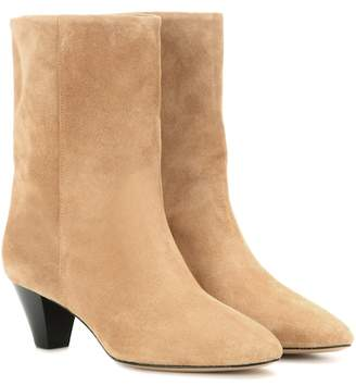 Etoile Isabel Marant Dyna suede boots