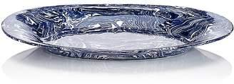 Simple Life Ebru Serving Platter