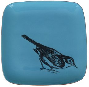 Cul De Sac Design Bird Square Sushi Dish