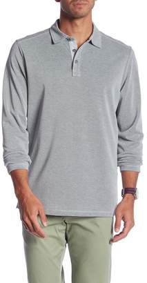Tommy Bahama Shoreline Surf Long Sleeve Polo