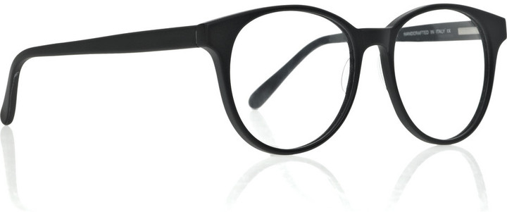 Prism Round-frame acetate glasses