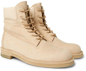 Hender Scheme Mip-14 Leather Boots
