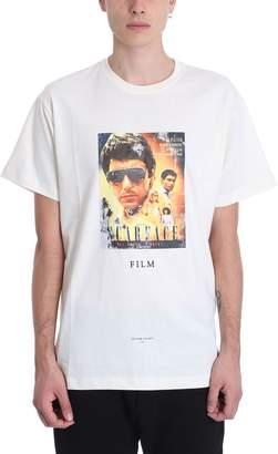 Ih Nom Uh Nit Scarface White Cotton T-shirt