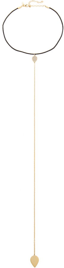 Elizabeth And James Elizabeth and James Mitchell Lariat Necklace