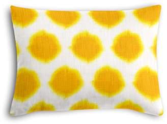 Loom Decor Boudoir Pillow Orbit - Sun