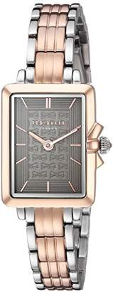 Ted Baker Women's 'TESS' Quartz Stainless Steel Casual Watch