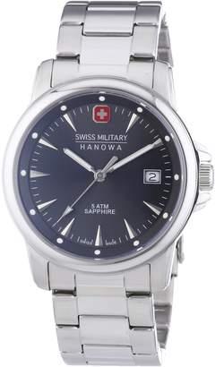 Swiss Military Hanowa Men's 06-5044-1-04-009 Silver Stainless-Steel Swiss Quartz Watch