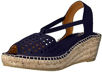 Andre Assous Women's Corrine Espadrille Wedge Sandal