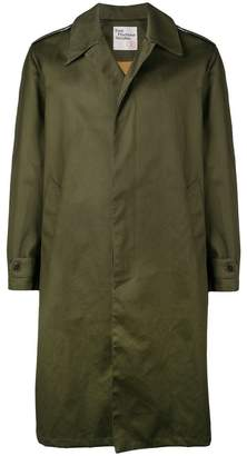 East Harbour Surplus single breasted trench coat