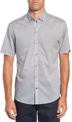Zachary Prell Foyin Regular Fit Sport Shirt