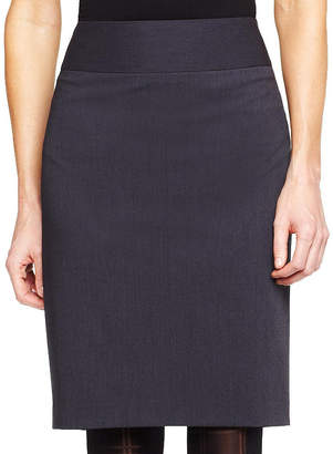 Liz Claiborne Essential Pencil Skirt - Tall