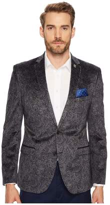 Nick Graham Rings Around Saturn Paisley Sport Coat Men's Jacket
