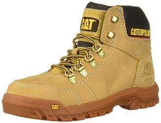 Caterpillar Men's Outline Steel Toe Construction Boot 11.5 W US
