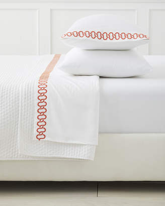 Serena & Lily Savoy Embroidered Sheet Set