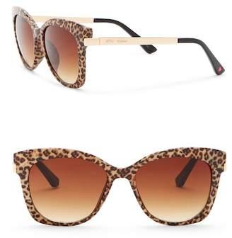 Betsey Johnson Square Sunglasses