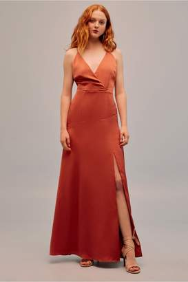 Keepsake VIENNA GOWN burnt orange