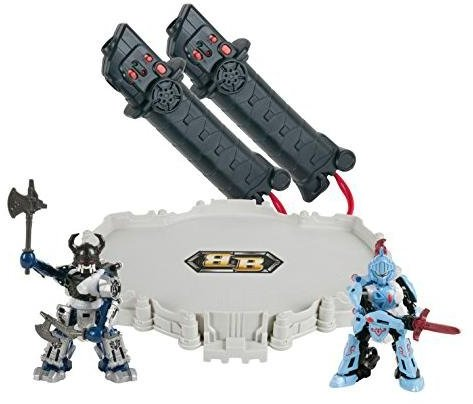 Battroborg Warrior Battle Arena- Knight vs Viking