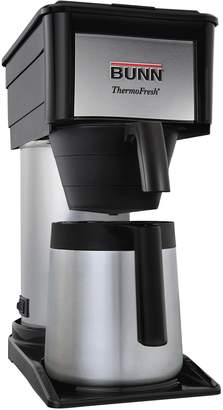 Bunn-O-Matic Velocity Brew 10-Cup High Altitude Thermal Carafe Coffee Brewer