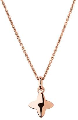 Links of London Splendour Four-Point Star Necklace, 17.7""