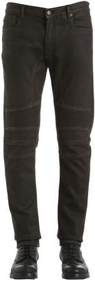 Belstaff 18cm Eastham Tapered Cotton Denim Jeans