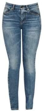 Skinny Five-Pocket Jeans