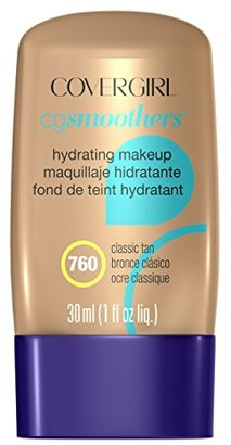 CoverGirl Smoothers Liquid Make Up, Classic Tan 760,  1 Ounce Package $11.61 thestylecure.com