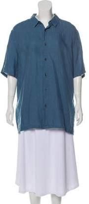 Theory Summer Linen Shirt w/ Tags