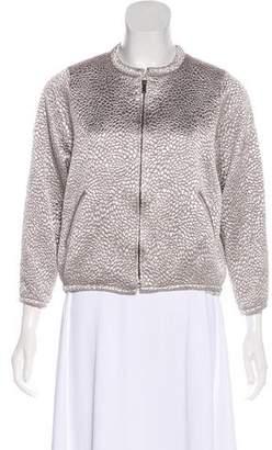 Isabel Marant Metallic Jacquard Jacket w/ Tags