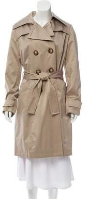 MICHAEL Michael Kors Double-Breasted Trench Coat w/ Tags