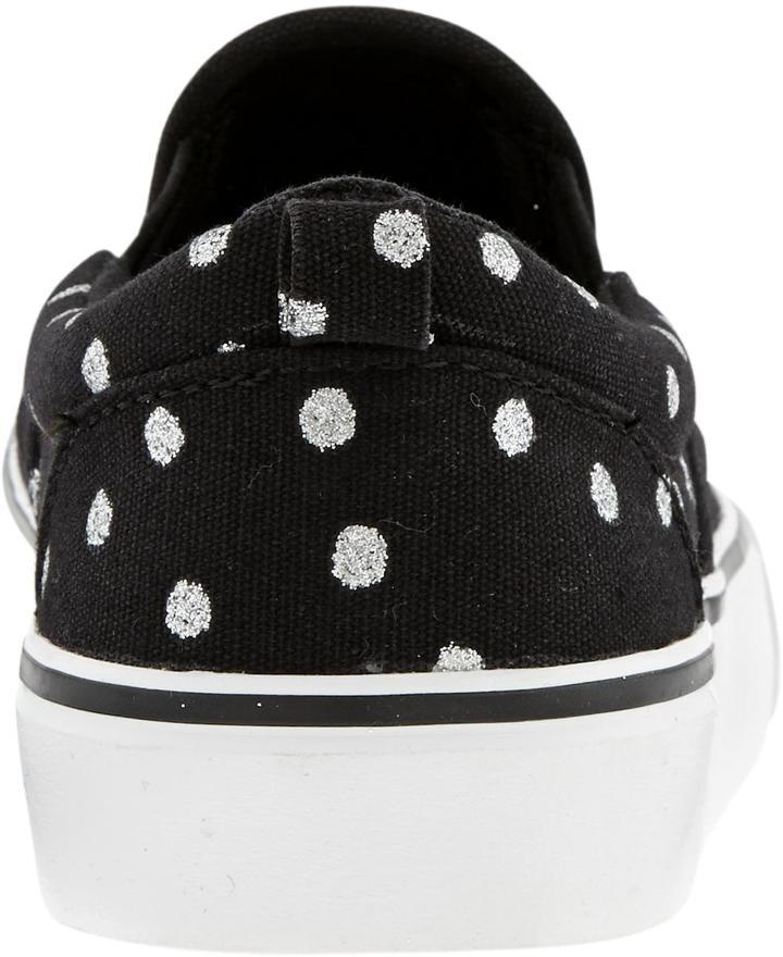 Old Navy Girls Printed Slip-On Sneakers